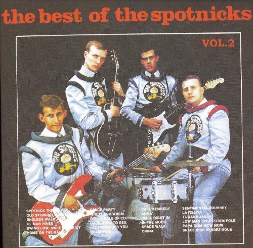 The Spotnicks - Pop Giants, Volume 8 - Zortam Music