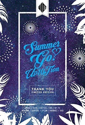CD : Summer Go: Limited Edition (Asia - Import)