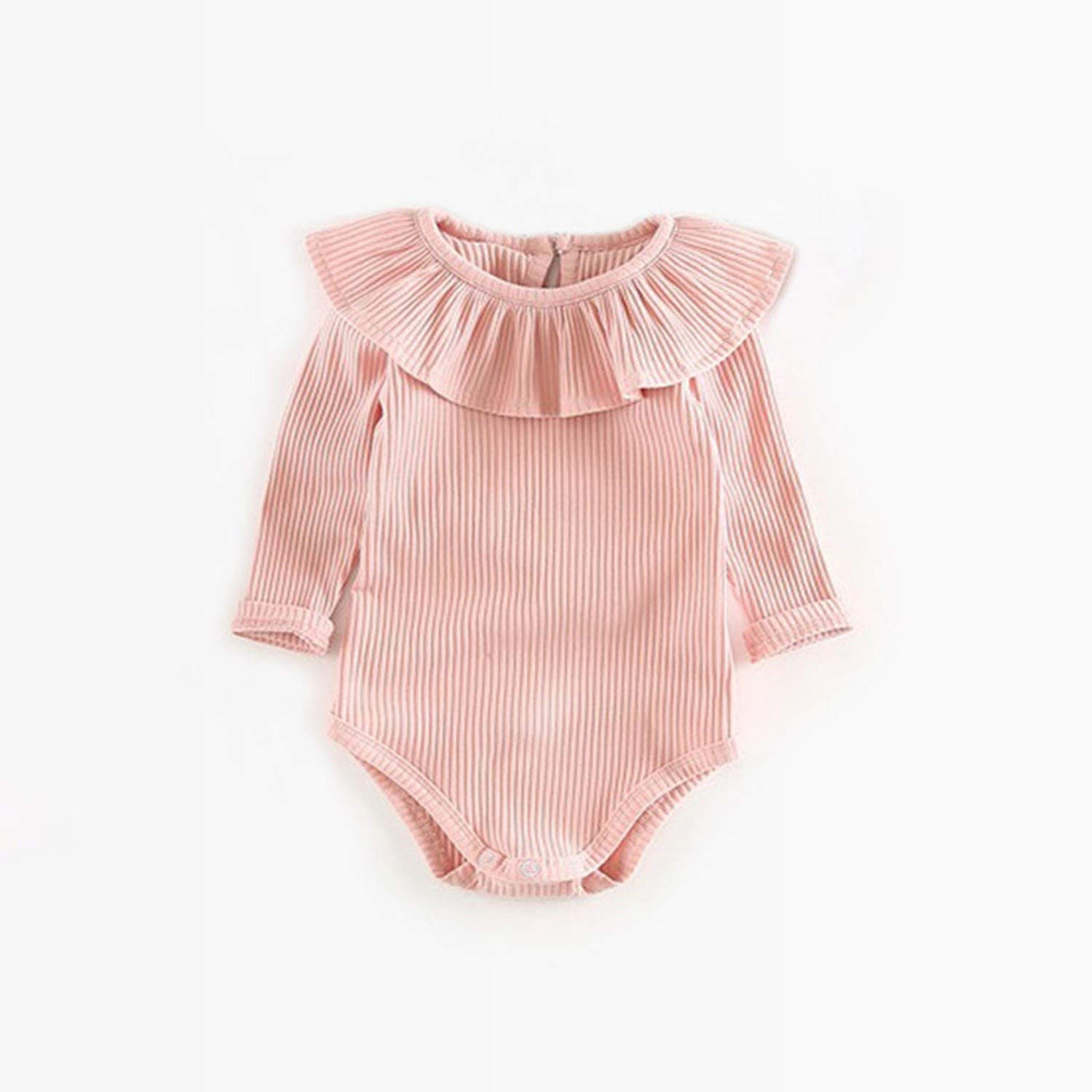 V-A-O-L Long Sleeve Kids Jumpsuit Baby Outfits Clothes