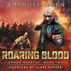 Roaring Blood Hörbuch