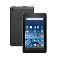 """Tablet Fire, pantalla de 7"""" (17,7 cm), Wi-Fi, 8 GB (Negro) - incluye ofertas especiales"""