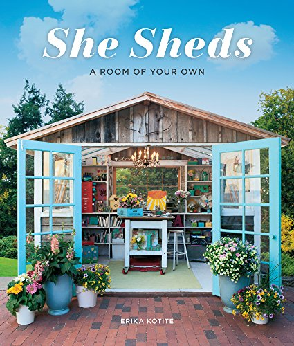 {* BEST *} She Sheds: A Room Of Your Own. Descubre Program Paris llegas ambos diario Courtesy industry