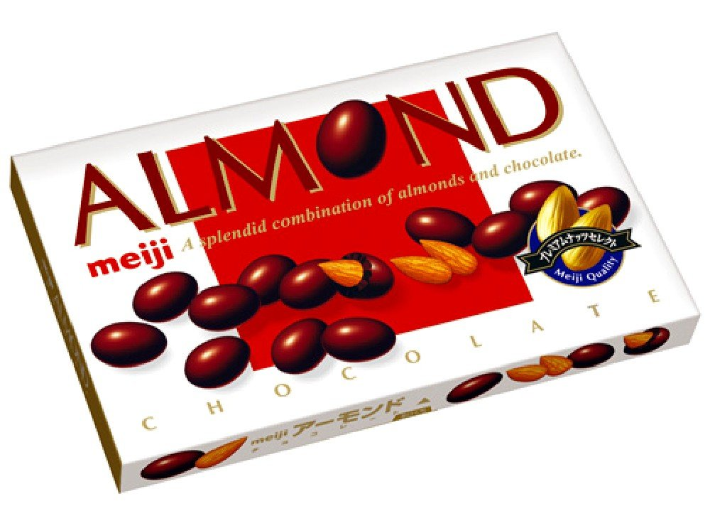 Meiji Almond Chocolate by meiji
