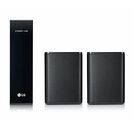 LG Electronics SPK8-S 2.0 Channel Sound Bar Wireless Rear Speaker Kit ac94b09d5c