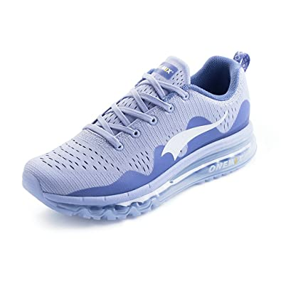 ONEMIX Air Cushion Sports Running Shoes For Men and Women New Wave Casual  Walking Sneakers Moonlight