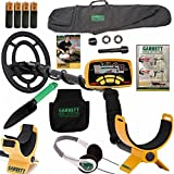 Garrett Ace 250 Metal Detector withHeadphones, DVD, Digging Trowel, Finds Pouch and Carry Bag by Garrett