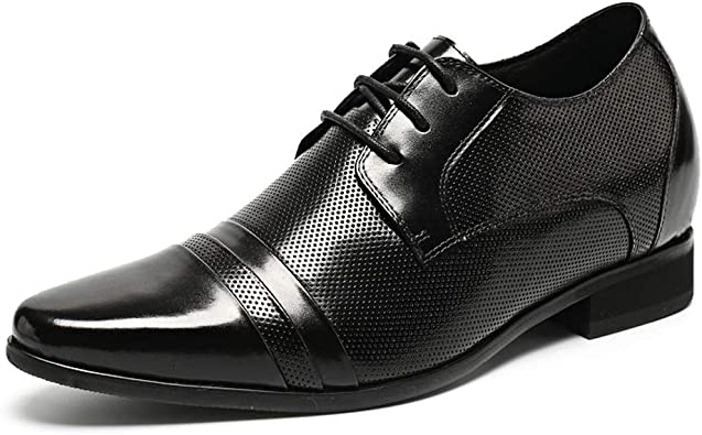 Oxford Height Increasing Elevator Shoes