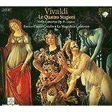 Les Quatre Saisons : Concertos Pour Violon Op.8