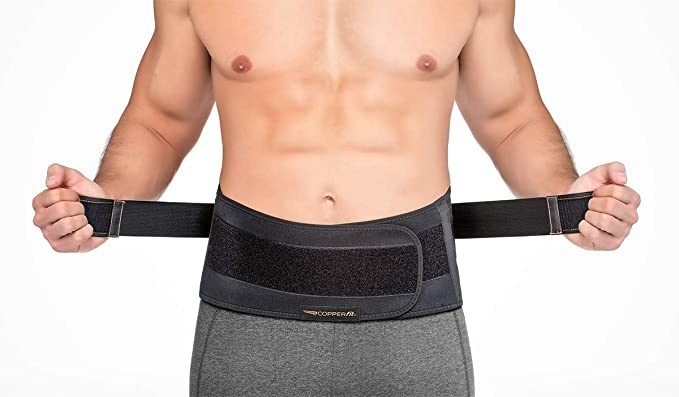 92c5548b6c9 Copper Fit Rapid Relief Back Support Brace Hot Cold Therapy (Small Medium)
