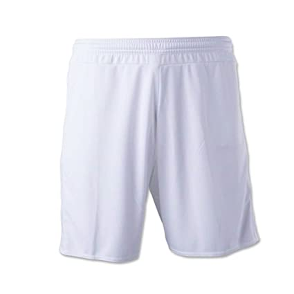 01fbe408a Amazon.com  Adidas MLS 15 Match Womens Soccer Shorts L White-Black  Sports    Outdoors