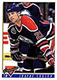 (CI) Shayne Corson Hockey Card 1993-94 Topps Premier (base) 38 Shayne Corson