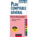 Plan comptable général 2015/2016 - 16e éd. - Plan de comptes actualisé