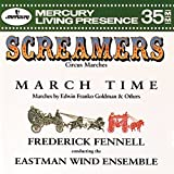 Screamers (classic marches) [IMPORT] by Fennell (1992-05-13)