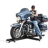 Black Widow CRUISER-DOLLY Chopper Motorcycle