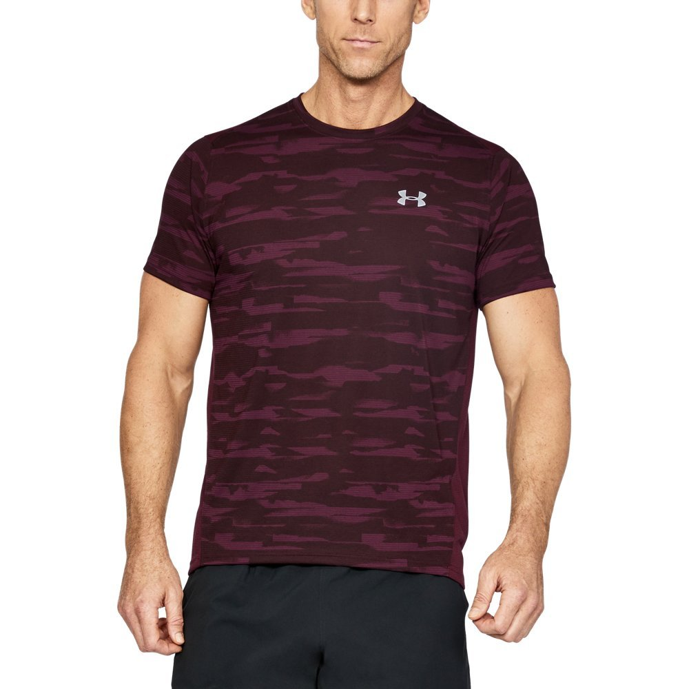 Under Armour HeatGear Threadborne Run Mesh Laufshirt Herren