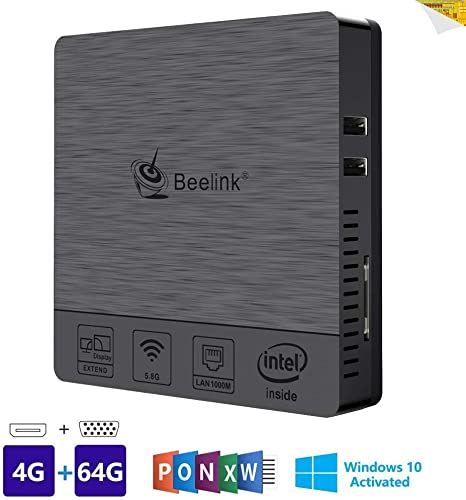 Beelink BT3 Pro II Mini PC Ordenador de sobremesa Soporte Windows ...