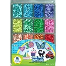 Perler Beads Stripes n Pearls Bead Tray
