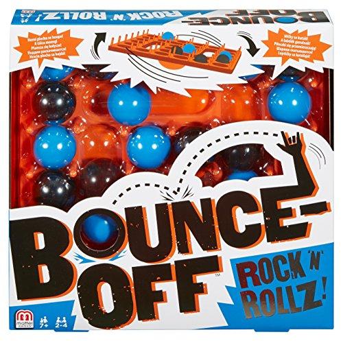 Mattel Games Bounce-Off Rock 'N' Rollz by Mattel Games