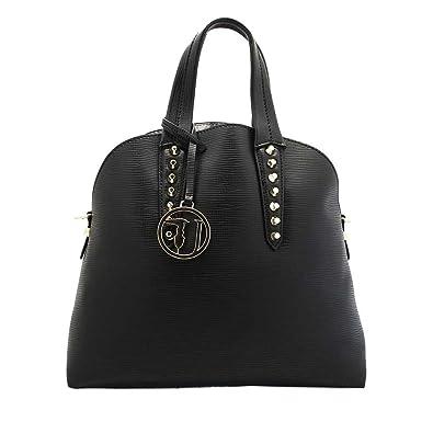 belle et charmante une grande variété de modèles chercher Trussardi Jeans 75B00030 Sac à main Femme noir UNICA: Amazon ...