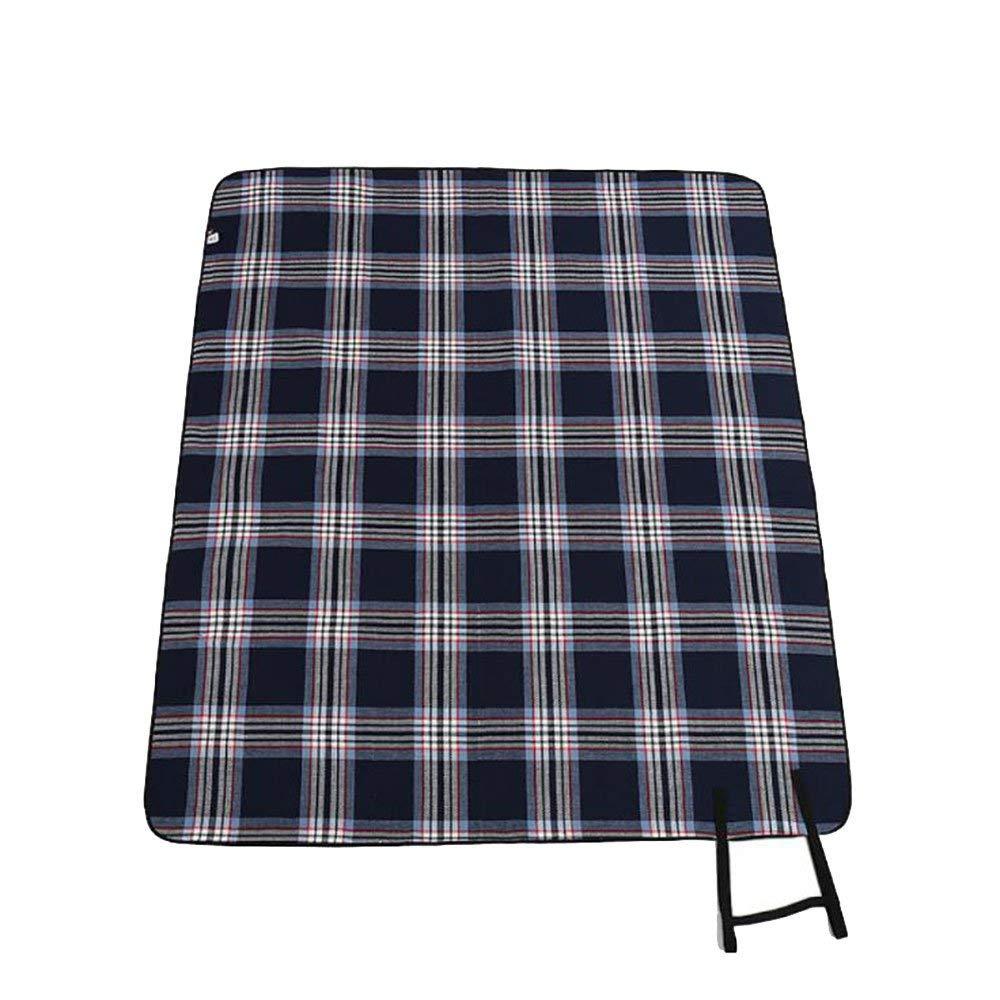 ピクニック毛布 ビーチマットピクニックマット防湿断熱ウェアラブルポータブルテントキャンプレジャーキャンプ、 170*200CM A B07RX3FH4C