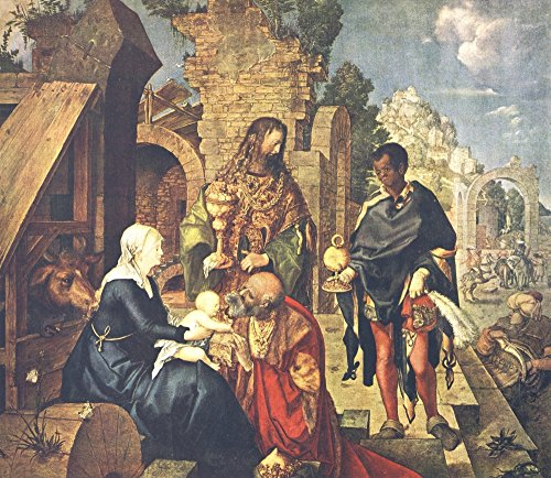 - Posterazzi World's Greatest Paintings 1909 The Adoration of The Magi Poster Print by Albrecht D RER, (24 x 36)