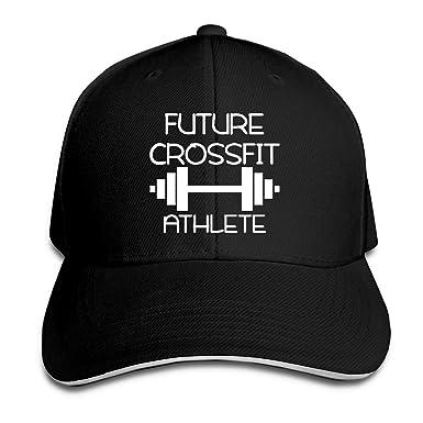 angwenkuanku Gorra de béisbol Unisex Future Crossfit Athlete ...