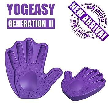 Amazon.com: Bloques de yoga YOGEASY Premium para una mejor ...