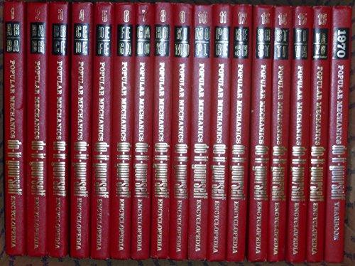 Popular mechanics do it yourself encyclopedia complete set in 16 popular mechanics do it yourself encyclopedia complete set in 16 volumes 1968 edition hearst magazine book division amazon books solutioingenieria Images