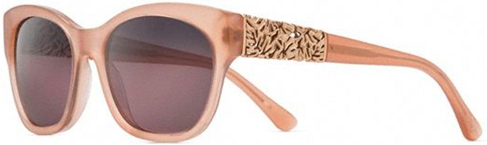 Maui Jim Womens Sunglasses Pink/Pink Acetate - Polarized - 56mm
