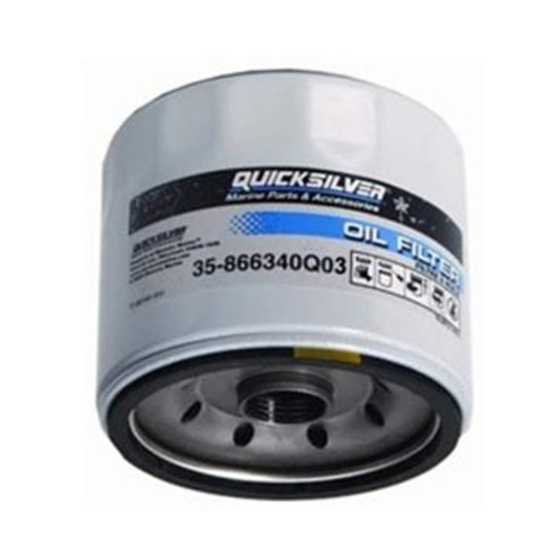 Mercury Oil Filter Part #866340Q03 by Mercury / Quicksilver