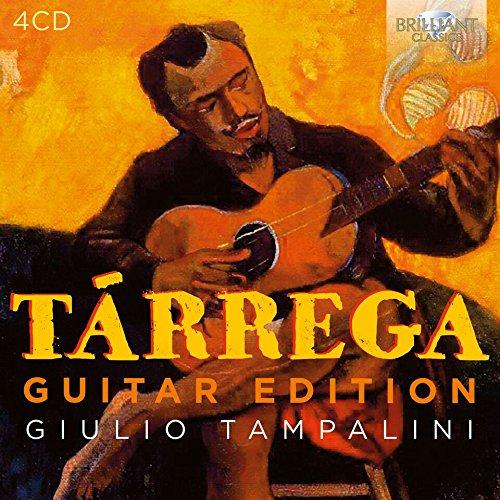 TARREGA: Guitar Edition: Giulio Tampalini, Tárrega: Amazon.es: Música