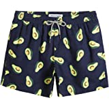 """MaaMgic Mens 5"""" Short Swim Trunks with Mesh Lining Quick Dry Bathing Suits Swimming Shorts Swimsuit"""