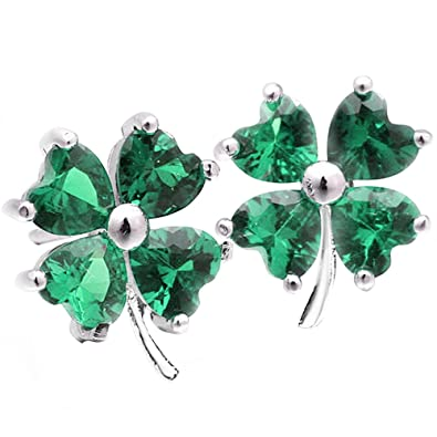 in and shaped diamond heart emerald v created heartshaped gold sterling lab silver clover accent labcreated pendant p