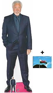 Plus 20x25cm Photo Fan Pack George Michael Lifesize and Mini Cardboard Standup