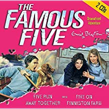 Famous Five: Five Run Away Together & Five on Finniston Farm