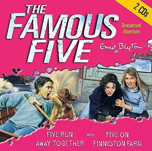 Five Run Away Together & Five on Finniston Farm