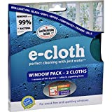 E-CLOTH WINDOW PACK, 2 CT
