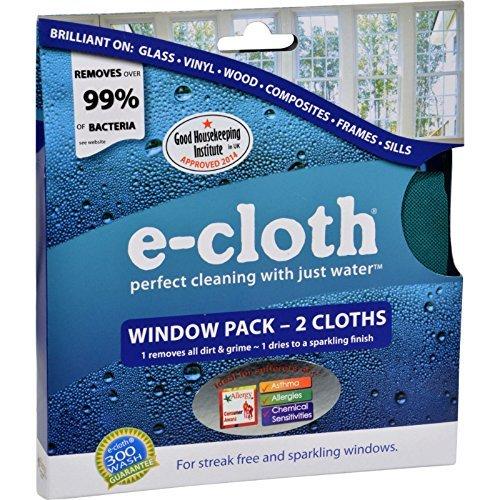 E-CLOTH WINDOW PACK, 2 CT by E-Cloth