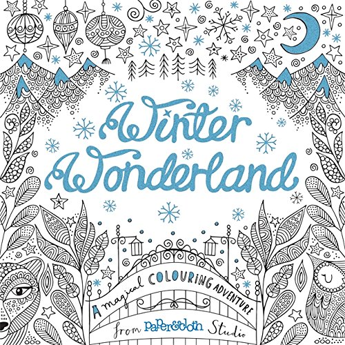 - Winter Wonderland: PAPER & CLOTH: 9781781573204: Amazon.com: Books