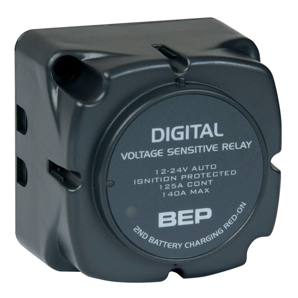61NxHkZASVL._SL1000_ amazon com bep digital voltage sensing relay (dvsr) 12 24v voltage sensitive relay module wiring diagram at aneh.co