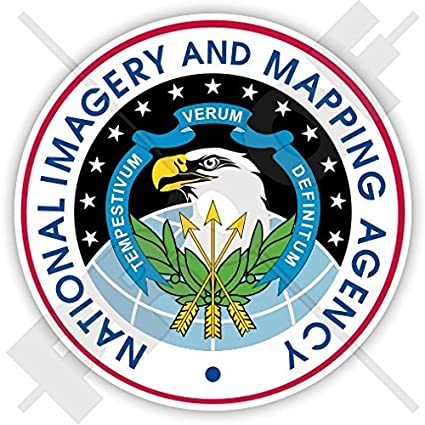 Amazon.com: US NATIONAL IMAGERY and MAPPING AGENCY Seal NIMA United ...