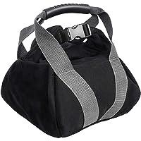 Gewicht Kettlebell Sandbag, Verstelbare Gewichtheffen Training Gevulde Fitness Workout Bag Comfortabel Handvat Gesp Lock…