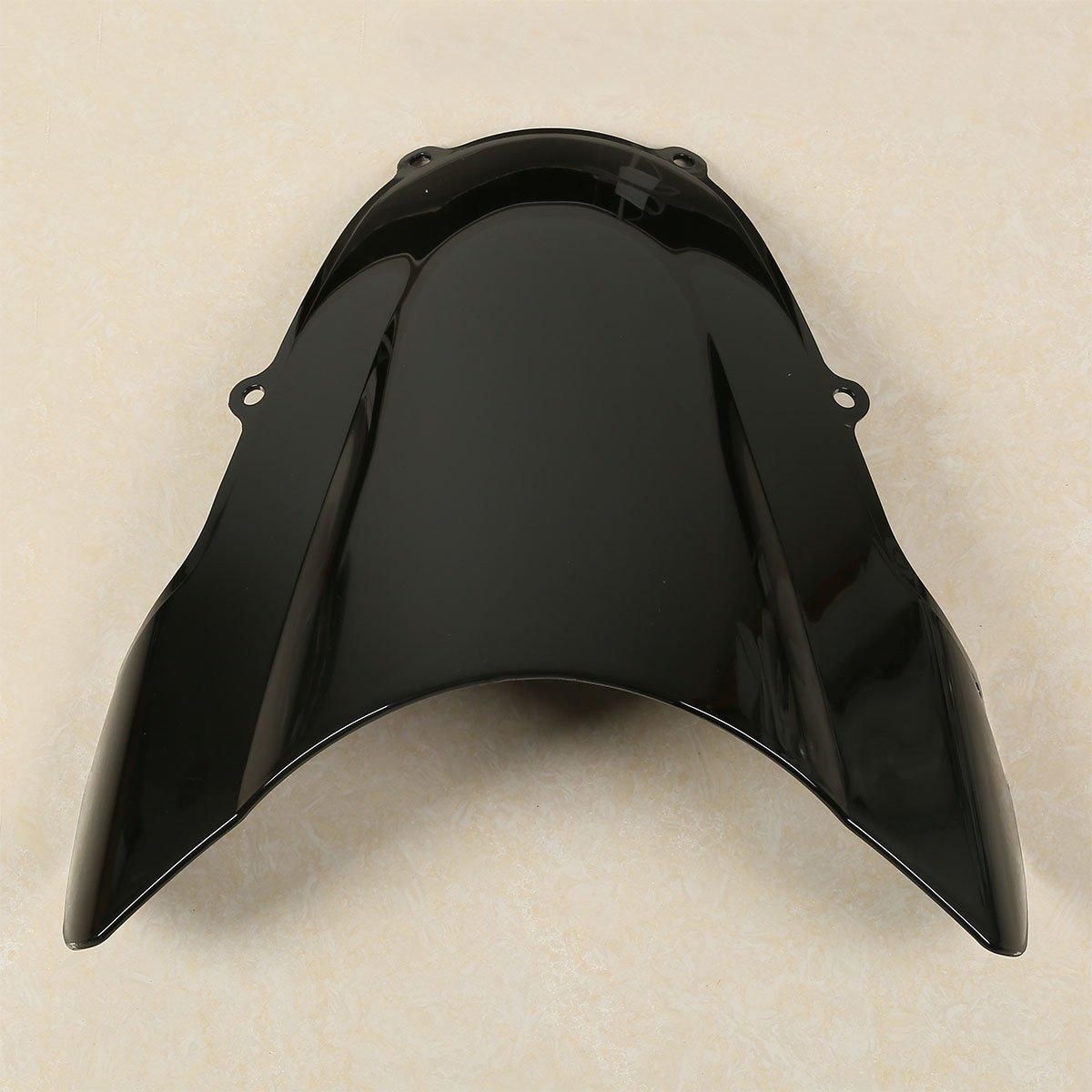 XFMT Windshield Windscreen Compatible with SUZUKI GSXR 600 GSX-R 750 2001-2003 GSXR1000 2001-2002