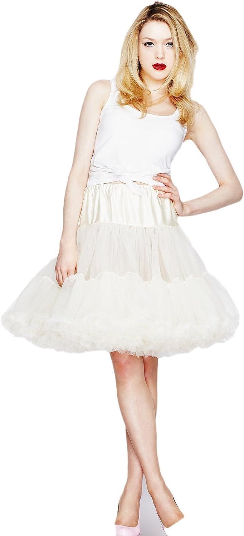 Hell Bunny Short 20 Petticoat Tutu Skirt Dolly Pink Vintage Rockabilly