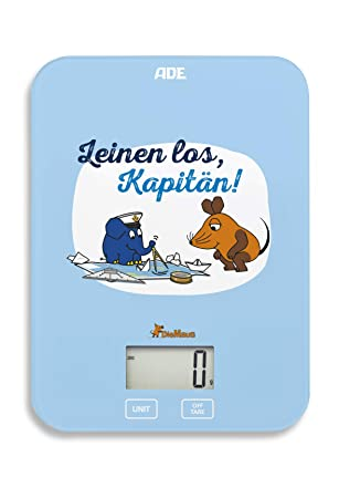 El Programa con el ratón – Báscula de cocina (Digital Báscula para cocina y hogar