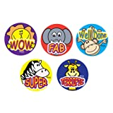 Sticker Solutions Cartoon Animals Reward Stickers (Pack of 180)