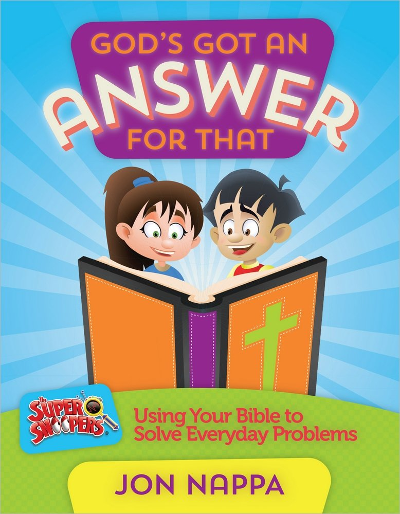 Download God's Got an Answer for That: Using Your Bible to Solve Everyday Problems PDF