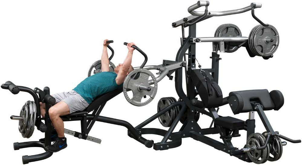 Body Solid Lever Gym