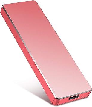 External Hard Drive One Xbox Laptop Portable Hard Drive Ultra Slim Portable HDD USB 3.1//Type-C Hard Drive External for PC 1TB, Black Mac
