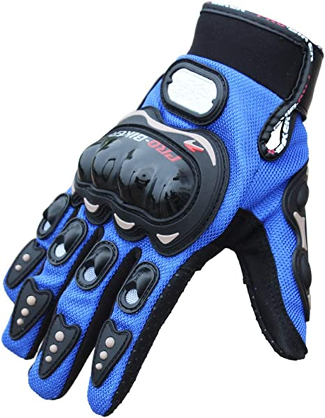 Running Cheetah Cycling Tribal Touch Screen Gloves Guantes de Moto ...